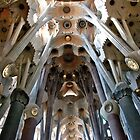 Sagrada Familia by phil decocco