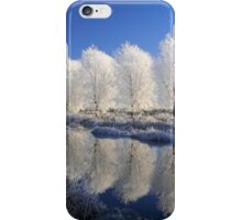Mirror Trees iPhone Case/Skin