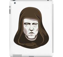 Walken on the Dark Side - Christopher Walken iPad Case/Skin
