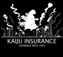 Kaiju Insurance by brianmcdonald