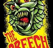 The Creech by Jeremy Harburn