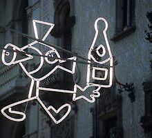 Xmas in Barcelona by Kasia Nowak