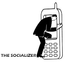 THE SOCIALIZER by JamesChetwald