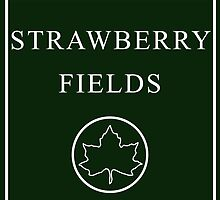 STRAWBERRY FIELD  by mygueyemomo