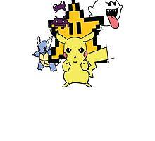 Pikachu by urgotv