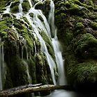 The milky waterfall by VasiliiRussia