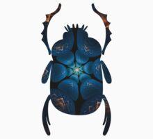 Crystalline Well of Power | Egyptian Scarab Beetles  by SirDouglasFresh