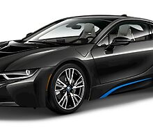 BMW i8 by LennardH