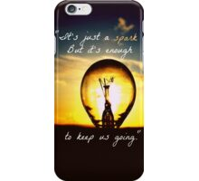 Paramore Quote Case iPhone Case/Skin