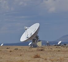 Large Array by Greg Birkett
