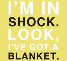 Shock Blanket Kids Clothes