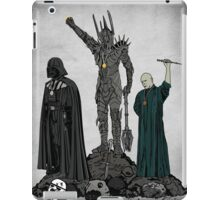 Dark Power iPad Case/Skin