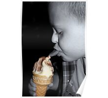 I Scream For Ice Cream! Poster