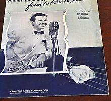 DENNIS DAY IRISH AMERICAN SINGER by JAYMILO