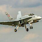 McDonnell Douglas F/A-18C Hornet J-5005 by Colin Smedley