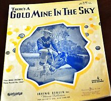 BING CROSBY GOLD MINE IN THE SKY by JAYMILO