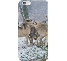 Happy Puppies 2 iPhone Case/Skin