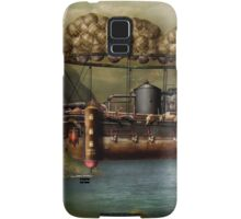 Steampunk - Airship - The original Noah's Ark Samsung Galaxy Case/Skin
