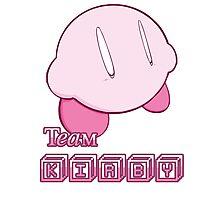 Team Kirby Photographic Print
