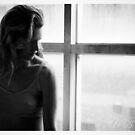 Maria Suba - contemplation  by Joanna 888