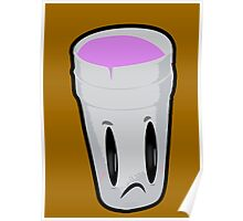 Double Cup Sad Poster