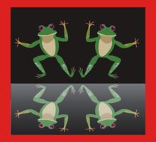 HAPPY DANCE BY FINGERS & TOES FROGS Kids Clothes