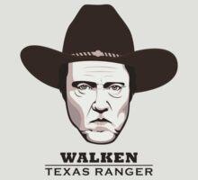 Christopher Walken - Walken, Texas Ranger by FacesOfAwesome