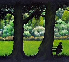 the Park Bench by Karsten Stier