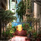 Urban garden of eden by Phil Scott
