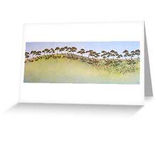 Tree Line Greeting Card