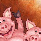 Pigs by JoshuaStanley