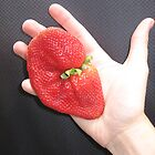 mutant strawberry! by theterminator