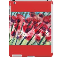 Poppies In Bloom iPad Case/Skin