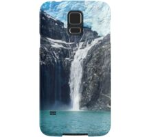 Water From Ice Samsung Galaxy Case/Skin