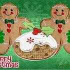 Christmas Treats by Ann12art