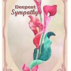 Sympathy Card by Ann12art