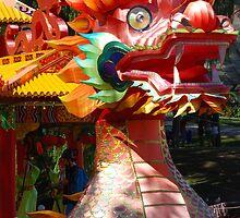 Dragon head by bertspix