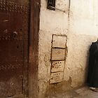 Backstreets of Fez by Carly Michael