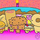cake fury by vonzilla