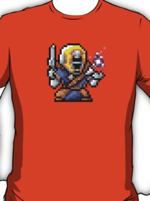 OLD SCHOOL SPACE WIZARD T-Shirt