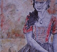 Katherine Petrova Pierce  by Sarah Jeffrey