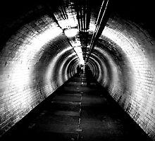 Going deeper under ground by Nadine Heasman