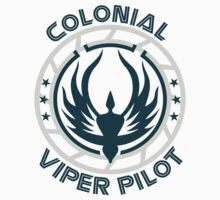 Colonial Viper Pilot Kids Clothes