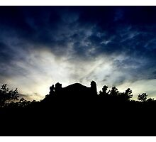 CHATEAU DE FORCALQUEIRET 2 Photographic Print