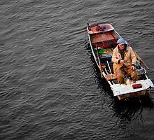 Fishing by Ben Stevens