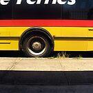 Bus Wheel by gracelouise