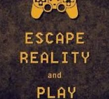 Escape Reality by Mathijsv