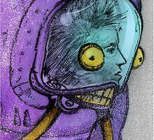 Trevor (full panel, colour) by David McBurney