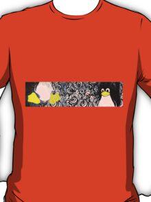 Penguin Linux Tux art graphic T-Shirt