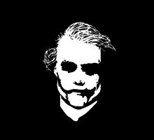 The Joker - Heath Ledger (The Dark Knight) by phenommachine